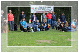 2. Rally Obedienceprüfung am 03.10.15